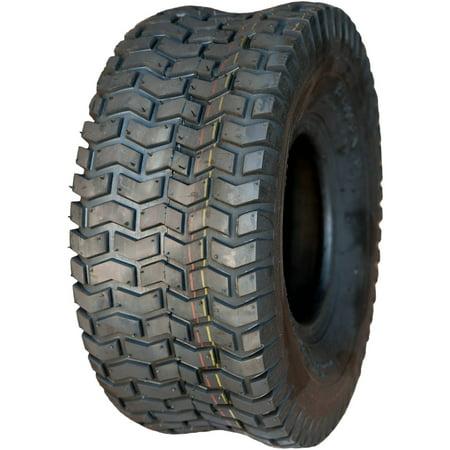 10 Turf Saver Tire (Hi-Run Mower Tire 16X6.50-8 4PR SU12 Turf Saver)