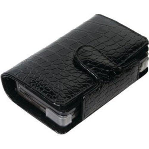 CTA 3DS-LPH Nintendo 3DS(TM) Leather Cradle Case & Cartridge Holder