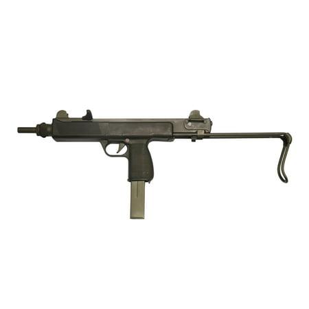 Top Gun Canvas (Austrian 9mm Steyr MPi 81 submachine gun Canvas Art - Andrew ChittockStocktrek Images (35 x 23) )