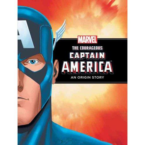 The Courageous Captain America: An Origin Story