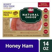Hormel Natural Choice Deli Sliced Honey Ham, 14 Oz.