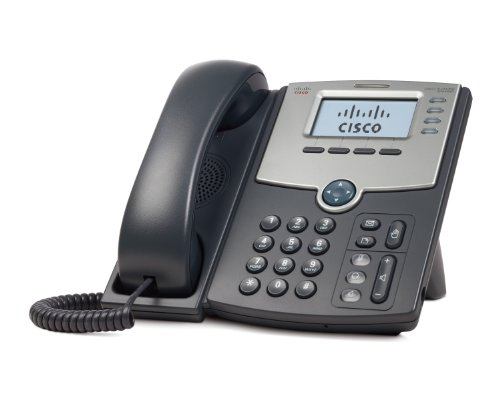 Cisco Systems Spa504g 4 Line Ip Phone With Display by Cisco Systems