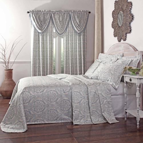 Belle Maison Santorini Printed Bedspread