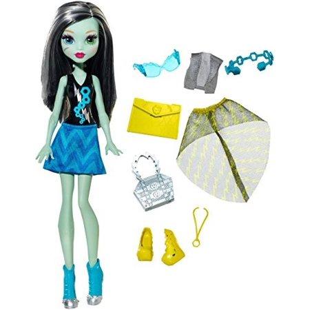Monster High Day-To-Night Fashions Frankie Stein Doll (Frankie Stein Cartoon)