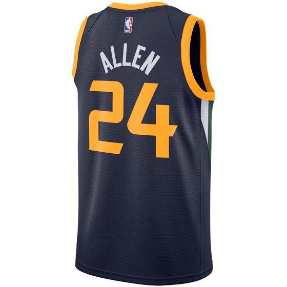 Utah Jazz Grayson Allen Nike Men s Swingman Team Jersey - Navy - Walmart.com f85da9f7a