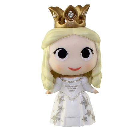 Funko Mystery Minis Vinyl Figure - Alice Through the Looking Glass - WHITE QUEEN (3 - Through The Looking Glass White Queen