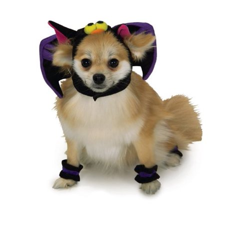 Rubie's Pet Bat Headpiece with Cuffs, - Pet Bat