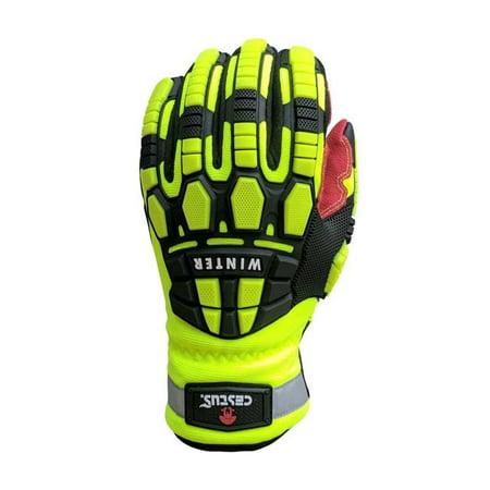 Cestus 5207 S Deep III Pro Glove Winter, Small (Pro Winder)