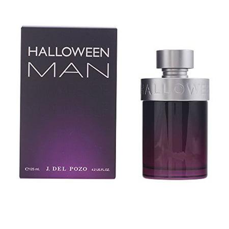 Halloween Cologne (Halloween Man by Jesus Del Pozo Eau De Toilette Spray 4.2 oz for)