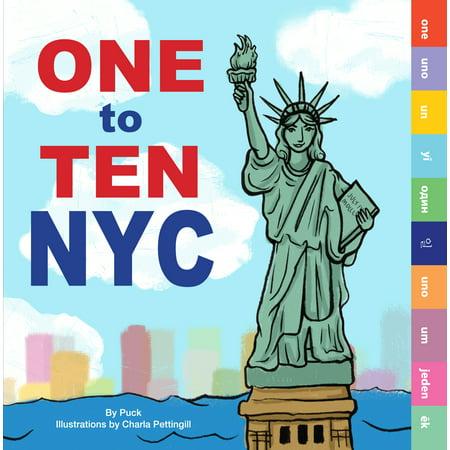 One to Ten NYC - Boardbook - Seasonal Jobs Nyc