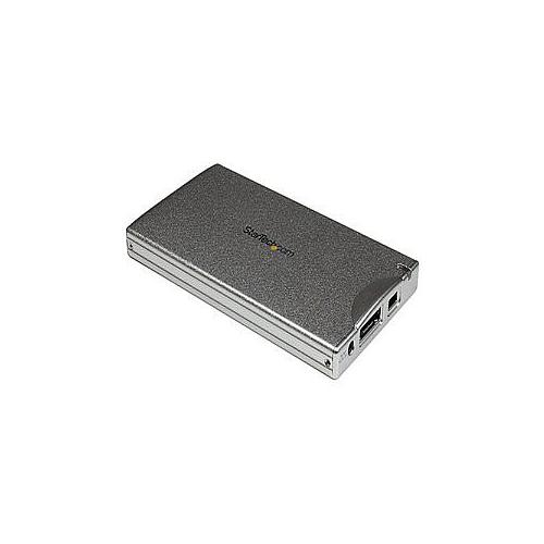"StarTech.com 2.5in eSATA USB External Hard Drive Enclosure for SATA HDD - Storage enclosure - 2.5"" - SATA 3Gb/s - 300 MB"