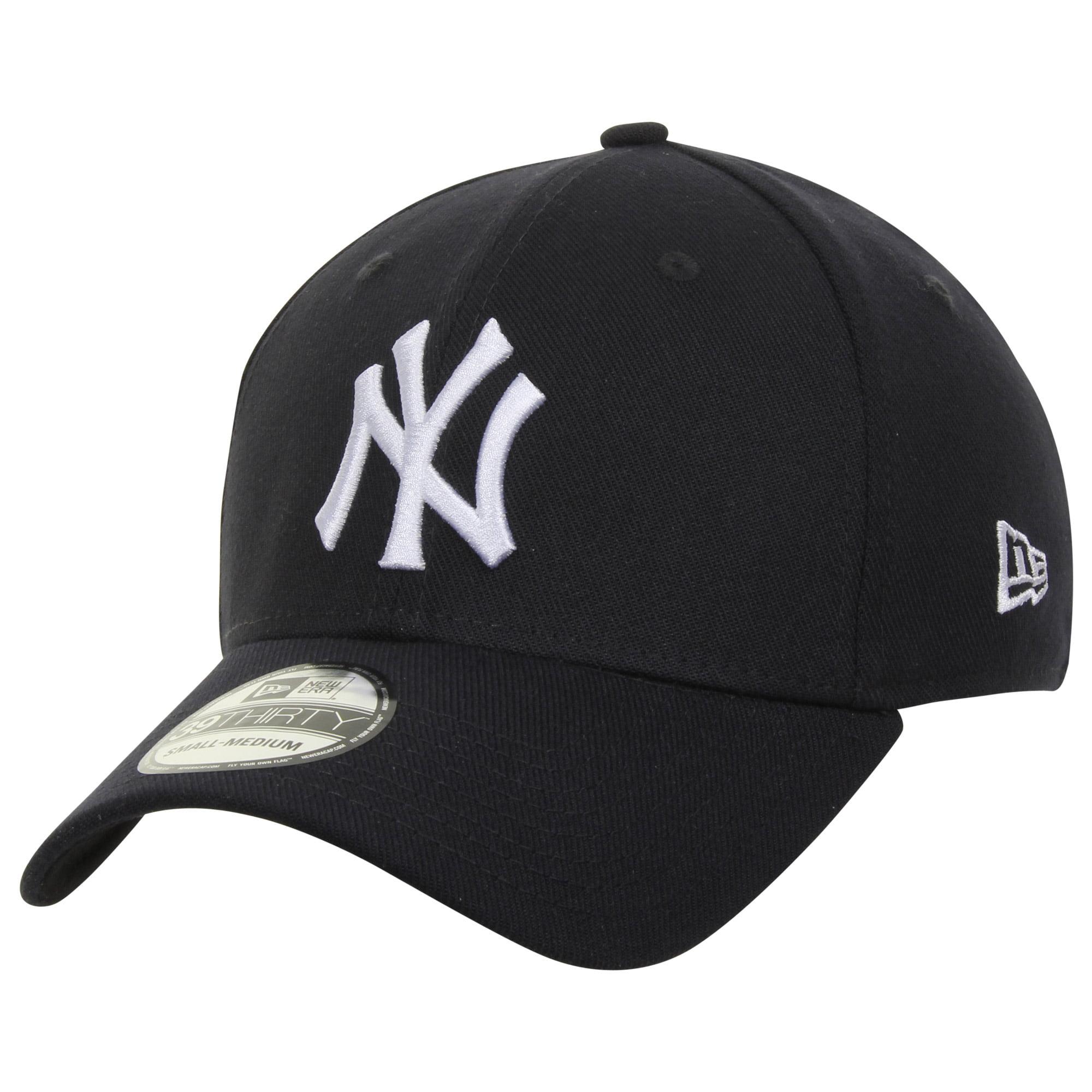 8249e5e534e New Era New York Yankees Baseball Cap Hat MLB Team Classic 39Thirty  10975804 - Walmart.com