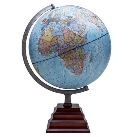 Waypoint Geographic Pacific Ii Illuminated Desktop Globe