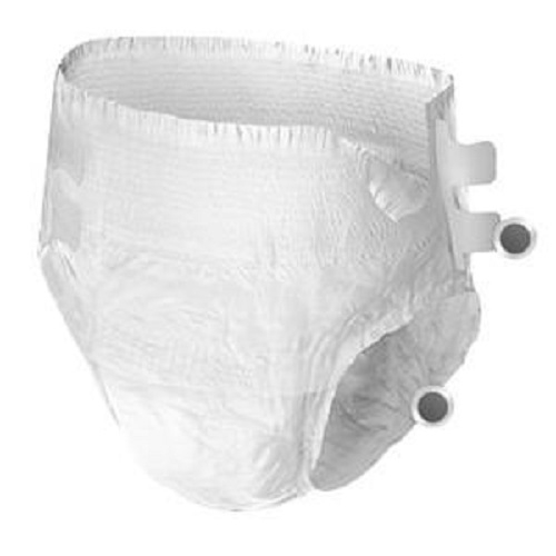 Depend Adjustable Adult Underwear Small/MED-Pack of 18