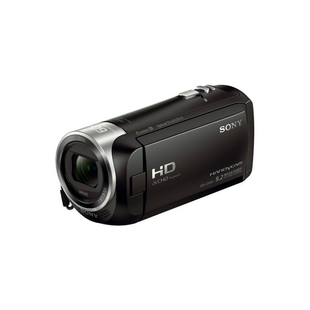 Hdr Cx405 B Full Hd 60p Camcorder Walmart Com Walmart Com