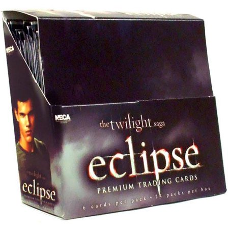 NECA Twilight Eclipse Series 1 Trading Card