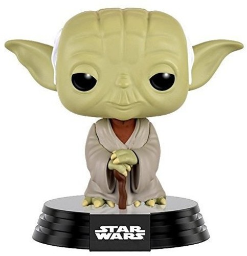 FUNKO POP! STAR WARS: DAGOBAH YODA
