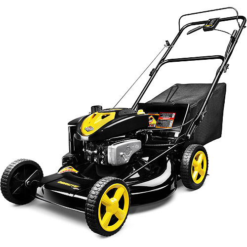 "Brute by Briggs & Stratton 22"" 3-N-1 Rear Wheel Drive Gas Lawn Mower"