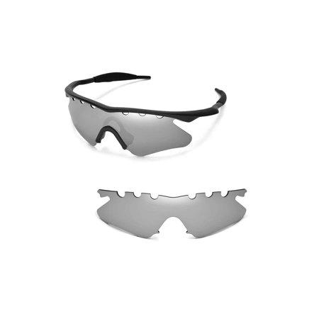 Walleva - Walleva Titanium Polarized Vented Replacement Lenses For ...