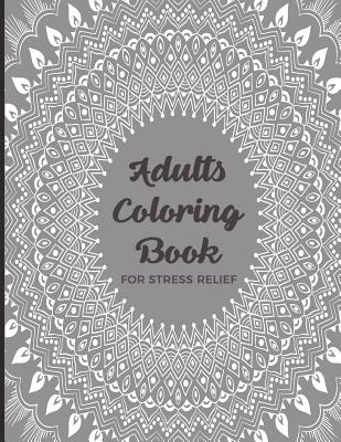 Adults Coloring Book For Stress Relief : Animals Paisley Mandala People  Zentangle Patterns Anti-Stress Activity Notepad; Beginners Intermediate  Advance (Paperback) - Walmart.com - Walmart.com