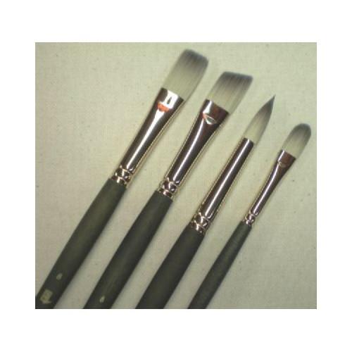 Princeton Artist Brush Long Handle Round Brush (Set of 2)