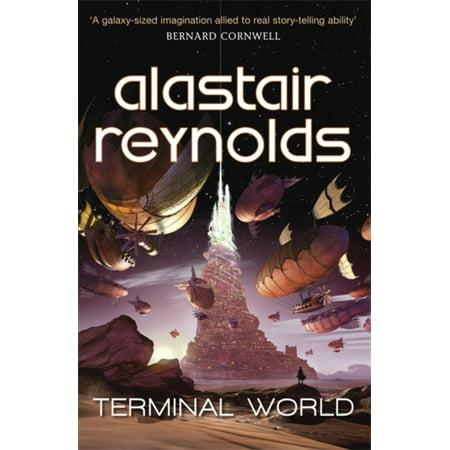Terminal World (Paperback) - Morgue Sign