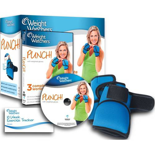 Weight Watchers: Punch! Kit (With Gloves)