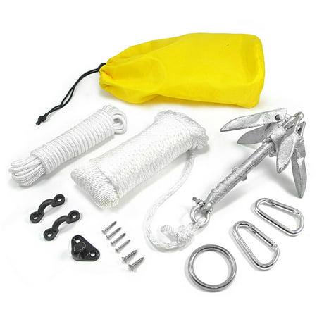 Propel paddle gear kayak fishing anchor kit for Fishing gloves walmart