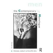 The Contemporary Monologue: Men - eBook