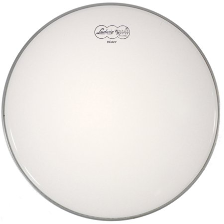 """Ludwig LW4313 Weather Master Coated 13"""" Heavy Weight Batter Drumhead"""