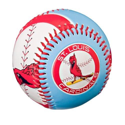 St. Louis Cardinals Official MLB  Retro Baseball by Rawlings