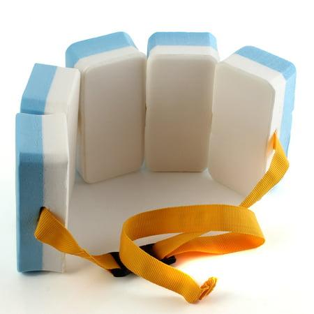 Style Swimming Waist Belt Kids Adults Safe Training Aid Float Board Foam Pool  - image 4 of 7