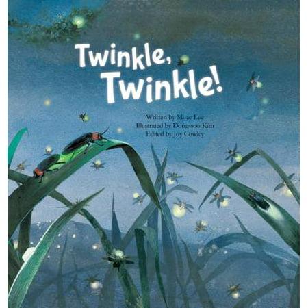 Twinkle Twinkle! : Insect Life Cycle (Life Cycle Frog)