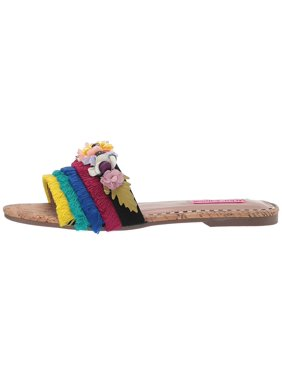 Bloomer Embellished Slides