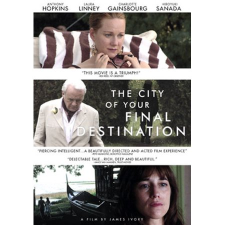 The City of Your Final Destination (DVD)