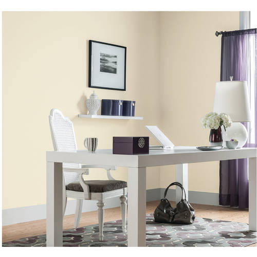 ColorPlace Grab-N-Go, Interior Paint, Flat Finish, Antique White ...