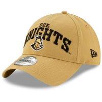 UCF Knights New Era Arch Over Logo 9TWENTY Adjustable Hat - Gold - OSFA