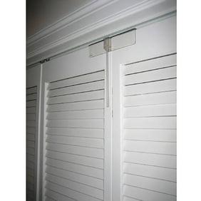 Complete Deluxe Bi-fold Door Lock, 2 Pack - Walmart.com