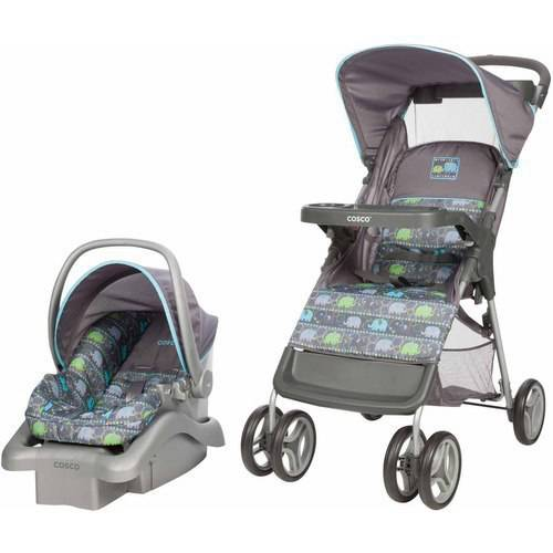 Cosco Lift & Stroll Travel System (Choose your Pattern)