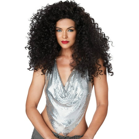 Disco Diva Do Wig Adult Halloween Accessory for $<!---->