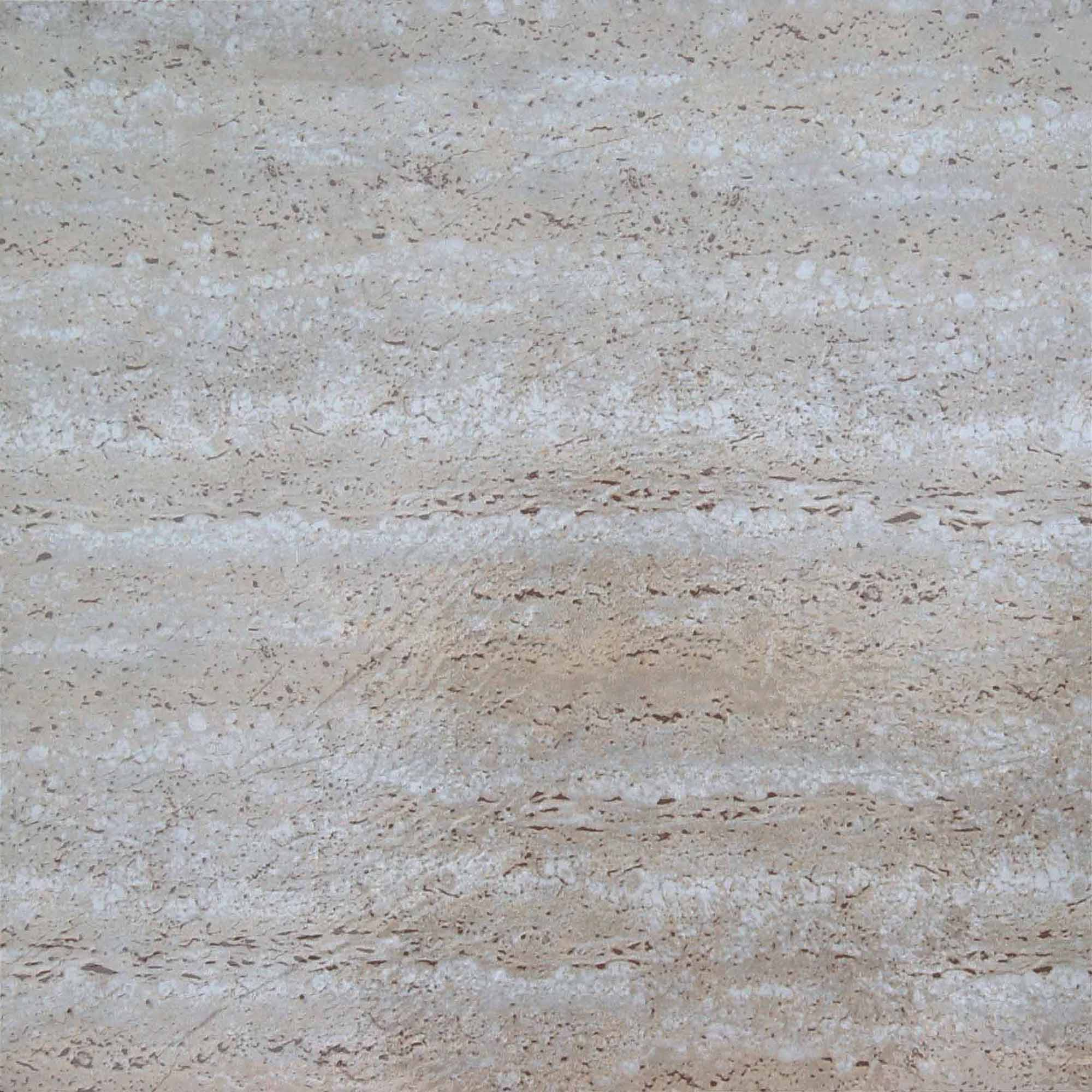 NEXUS Travatine Marble 12x12 Self Adhesive Vinyl Floor Tile - 20 Tiles/20 Sq.Ft.