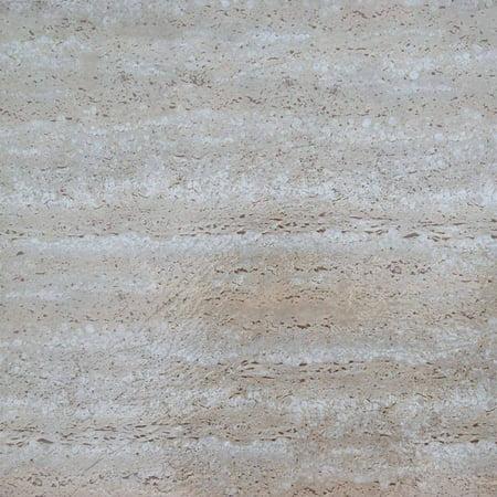 Nexus travatine marble 12x12 self adhesive vinyl floor for 12x12 porcelain floor tile