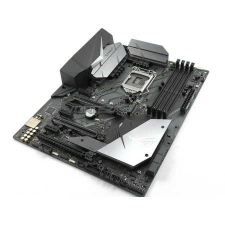 Asus Rog Strix Z370 F Gaming Ddr4 4000Mhz Support  Dual M 2  Sata 6Gbps And Usb 3 1 Gen 2 Connectors With Aura Sync Rgb Led Lighting Intel Z370 Atx Gaming Motherboard