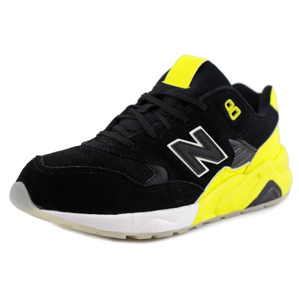 New Balance KL580 Round Toe Suede Sneakers by New Balance