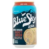 Blue Sky Soda Root Beer,72 Oz (Pack Of 4)