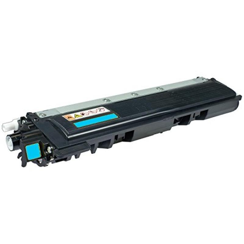YATUNINK TN-210 Cyan Toner for Brother TN210C HL-3040CN H...