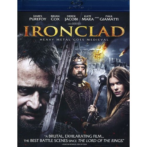 Ironclad (Blu-ray) (Widescreen)