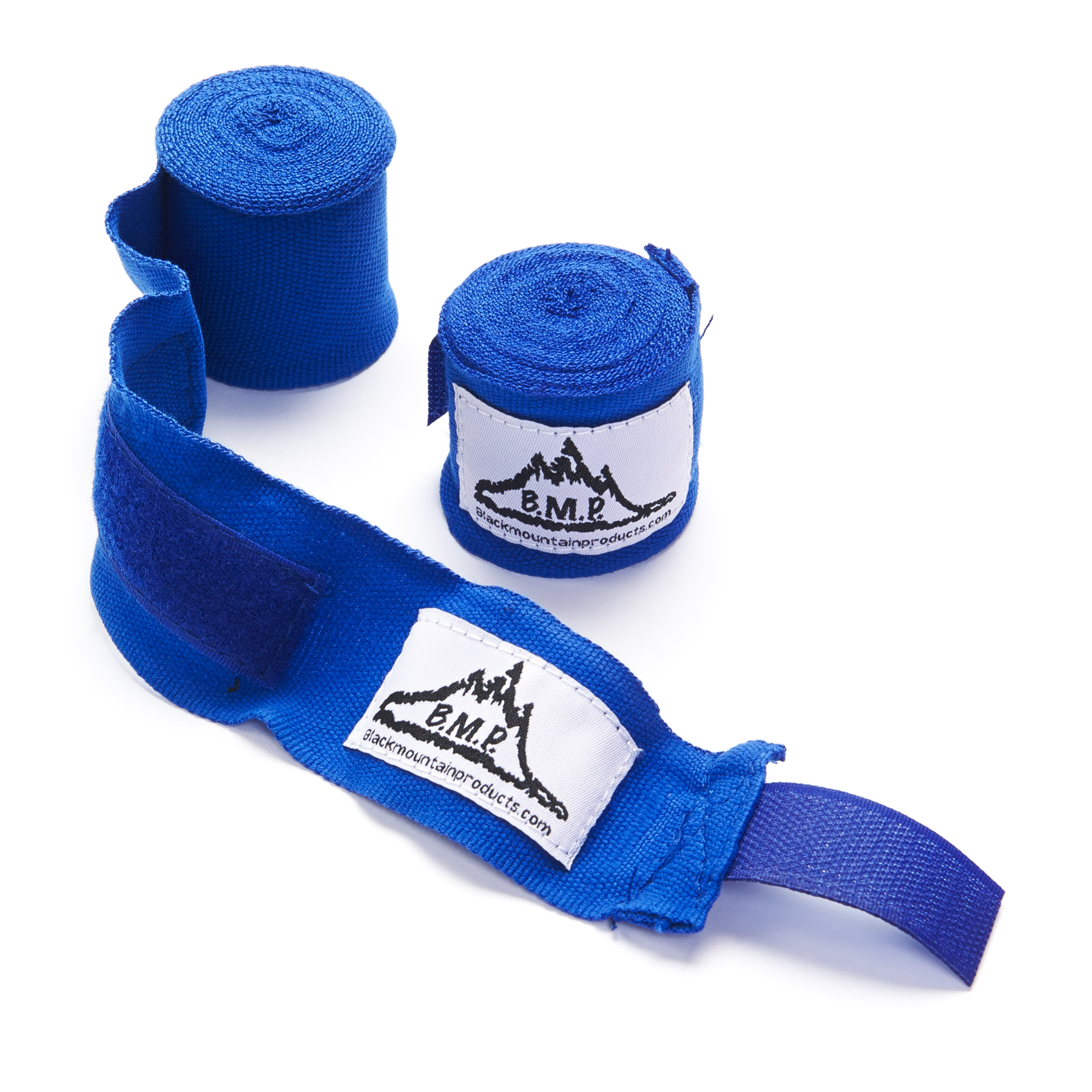 Black Mountain Products Professional Grade Boxing and MMA Hand Wrist Wraps, Red by Black Mountain Products