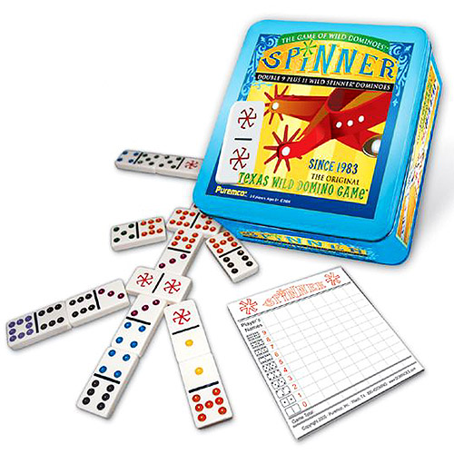 Spinner - The Game of Wild Dominoes