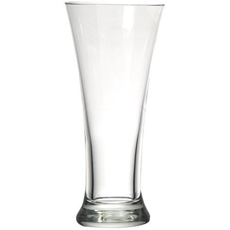 Circleware Quench Beer Glasses, Set of 4, 11.5 oz., Clear